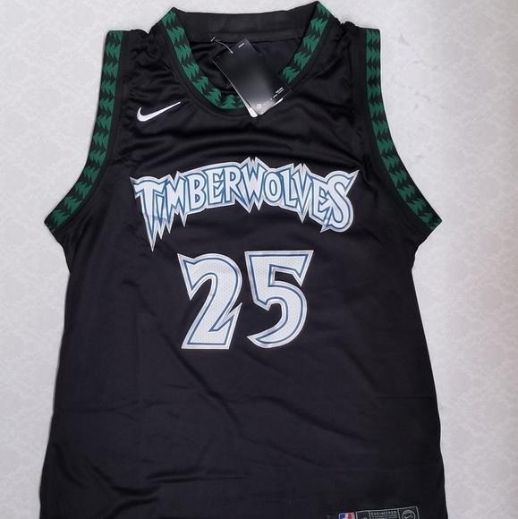 buy online a11bf a3973 Derrick Rose 50 pt minnesota Timberwolves jersey NWT